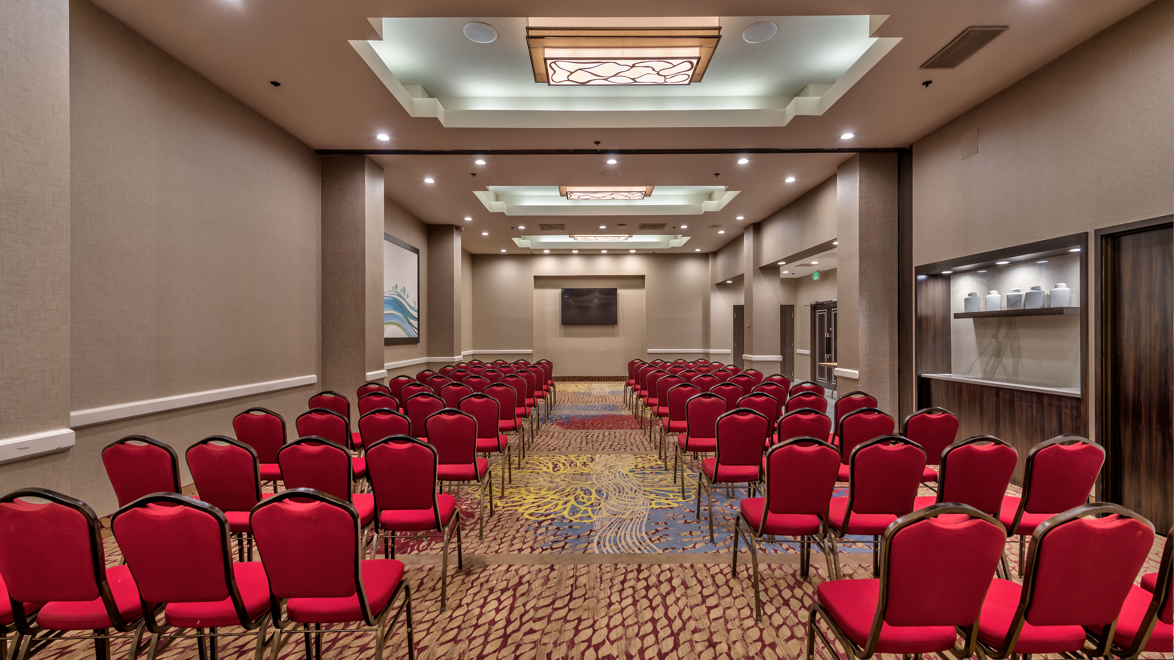 Executive Level Sierra 1 and 2 Meeting Rooms