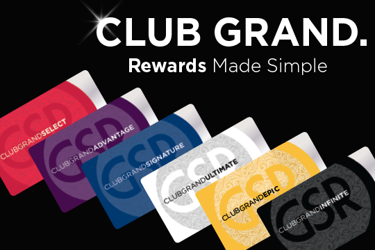 Club Grand: rewards Made Simple