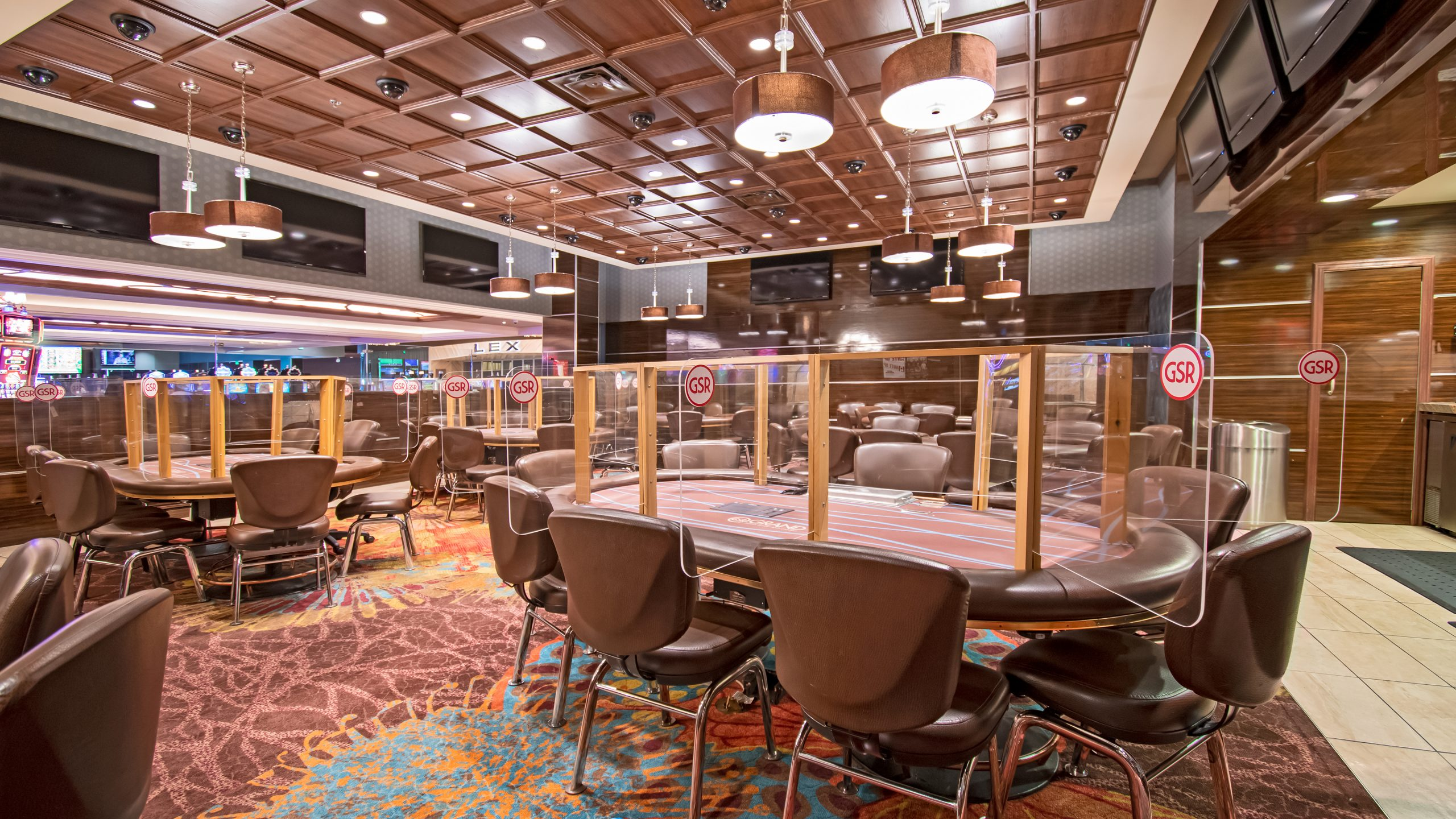 Poker Room Wide Angle
